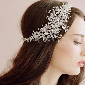 wedding-romantic-crystal-rhinestone-flower-headband